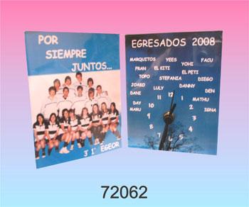 Relojes souvenirs 72062e reloj especial para egresados - Mecanismo para reloj de pared ...