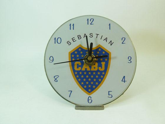 Relojes souvenirs 72150 reloj cd con escudo club de - Mecanismo para reloj de pared ...