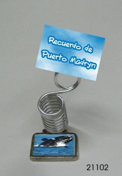 21102 - PORTA LAPICERA CON DISEÑO TURISTICO