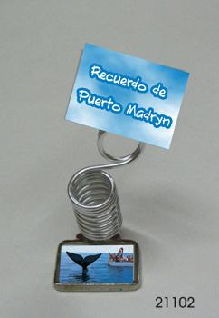 21102 - PORTA LAPICERA CON DISEÑO PARA TURISMO