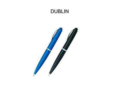 BOLIGRAFO DUBLIN