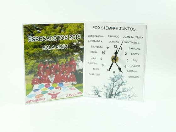 72062E - RELOJ EGRESADOS DE MARIA REINA